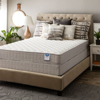 Spring Air Value Collection Lakota Cal King-size Firm Mattress Set