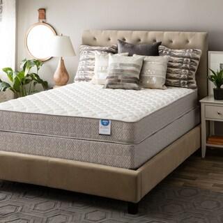 Spring Air Value Collection Lakota King-size Firm Mattress Set