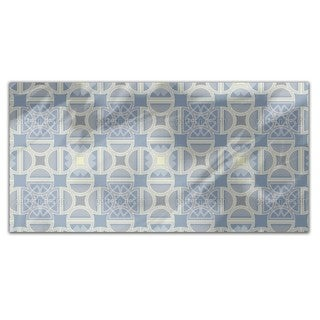 Palazzo Azur Rectangle Tablecloth
