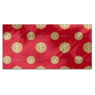 Ornaments For Christmas Rectangle Tablecloth