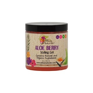 Alikay Naturals Aloe Berry 8-ounce Hair Gel