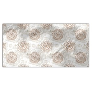 Oriental Mandala Rectangle Tablecloth