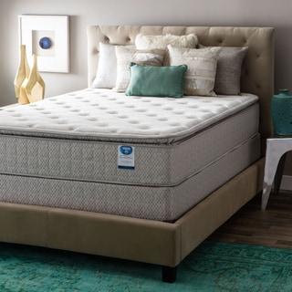 Spring Air Value Collection Tamarisk Twin-size Pillow Top Mattress Set