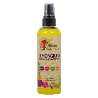 Alikay Naturals Lemongrass 8-ounce Leave-in Conditioner
