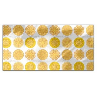 Sun Of The East Rectangle Tablecloth