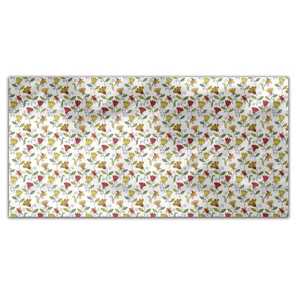 Summer Flower Joy Rectangle Tablecloth