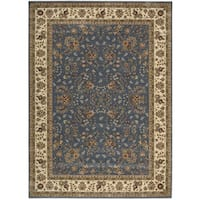 Nourison Persian Arts Light Blue Rug (7'9 x 10'10)