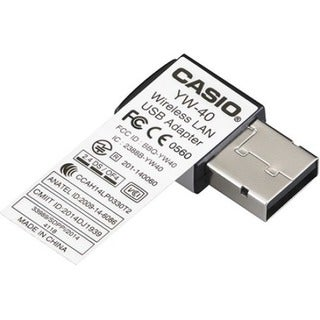 Casio YW-40 IEEE 802.11n - Wi-Fi Adapter for Projector