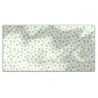 Soap Bubbles Rectangle Tablecloth