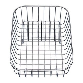 Blanco Crockery Chrome Stainless Steel Sink Basket