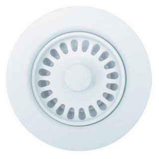 Blanco White Metal 3.5-inch x 3.5-inch x 2-inch Indoor Sink Waste Flange