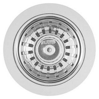 Blanco Stainless-steel Decorative Basket Strainer