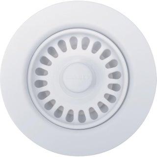 Blanco White Metal 3.5-inch x 3.5-inch x 2-inch Basket Strainer