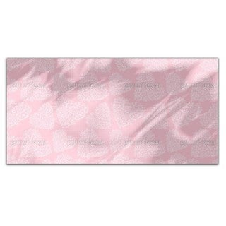 Fine Hearts Rectangle Tablecloth