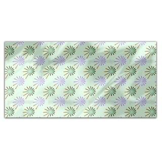 Fantasy Of Chives Rectangle Tablecloth