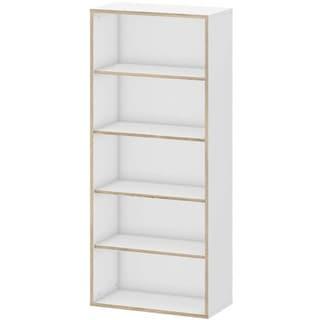Tvilum Hamilton 5-shelf Bookcase