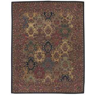 Nourison India House Multicolor Rug (7'3 x 9'3)