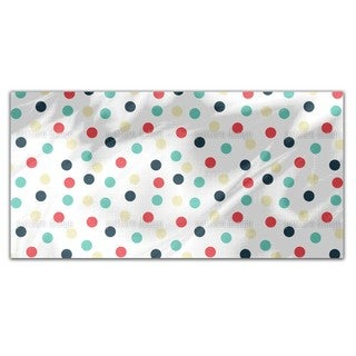 Dot Reef Rectangle Tablecloth
