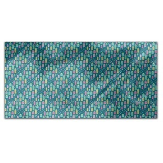 Doodle City Rectangle Tablecloth