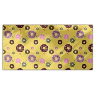 Donuts Rectangle Tablecloth