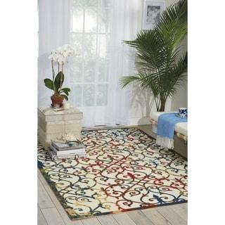 Nourison Home & Garden RS093 Indoor/Outdoor Area Rug