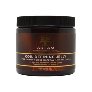 As I Am 16-ounce Coil Defining Jelly