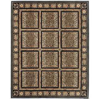 Nourison Vallencierre Multicolor Rug (7'6 x 9'6)