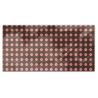 Christmas Star Rectangle Tablecloth