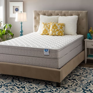 Spring Air Value Collection Coletero Twin-size Euro Top Mattress Set