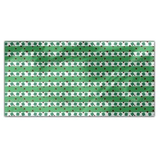 Border Of Luck Rectangle Tablecloth
