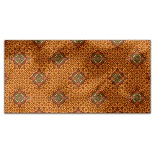 Beautiful Tile Rectangle Tablecloth