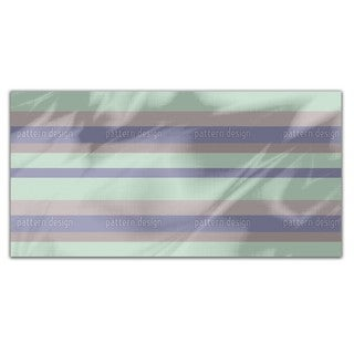 Beach Stripes Rectangle Tablecloth