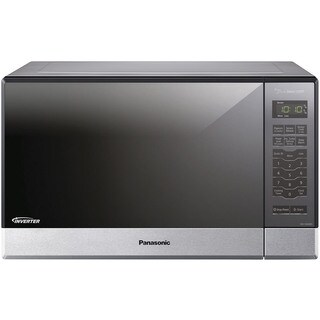 Panasonic NN-SN686S 1.2-cubic foot 1200-watt Genius Sensor Microwave Oven with Inverter Technology