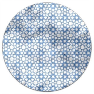 Arabic Art Round Tablecloth
