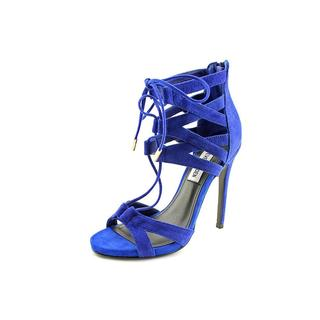 Steve Madden Women's 'Maiden' Regular Suede Sandals