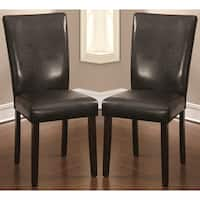 Tremblant Casual Parson Style Dining Chairs (Set of 2)