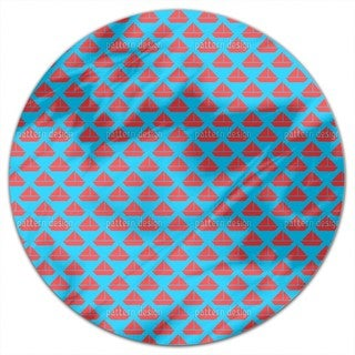 Set Sail Round Tablecloth