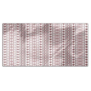 Romanian Embroidery Rectangle Tablecloth