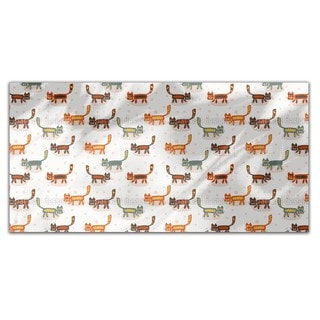 Pussycats Rectangle Tablecloth