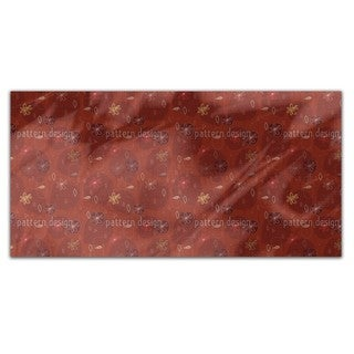 Party In Red Rectangle Tablecloth