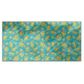 Octopus Garden Rectangle Tablecloth