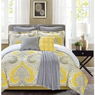 Fall River Mimosa 8-Piece Comforter Set