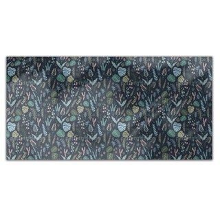 Night Forest Rectangle Tablecloth