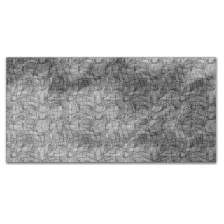 Lines Move Rectangle Tablecloth