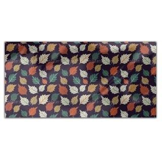 Leaf Bohemian Rectangle Tablecloth