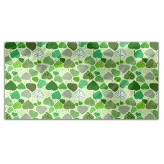 Leaf World Rectangle Tablecloth