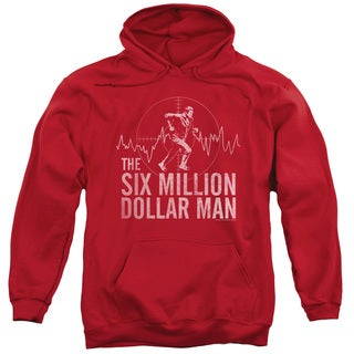 Tsmdm/Target Adult Pull-Over Hoodie in Red