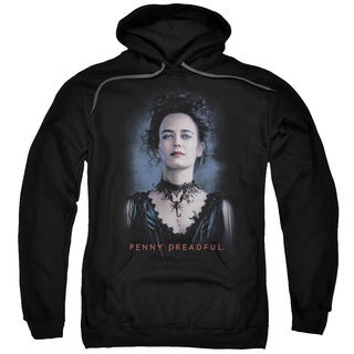 Penny Dreadful/Vanessa Adult Pull-Over Hoodie in Black