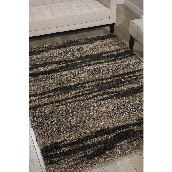 Shop Nourison Amore Amor3 Shag Area Rug On Sale Free