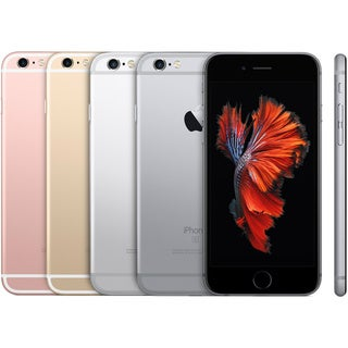 Apple iPhone 6S Plus 4G LTE GSM Factory Unlocked IOS Smartphone (Refurbished)